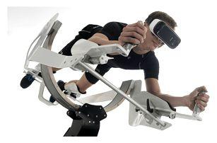 ICAROS-aktivní virtuální realita, Brno