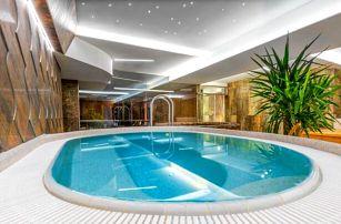 Vysoké Tatry u skiareálů: Grand Hotel Bellevue **** s polopenzí a wellness