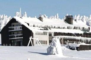 Last minute zimní dovolená na vrcholcích Krkonoš s garancí sněhu