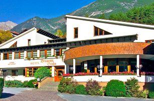 S rodinou do Tyrolska: polopenze a karta výhod