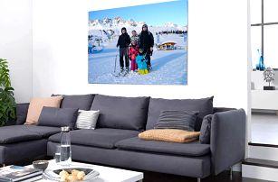 Fotoobraz na plátně v různých formátech z vlastních fotografií