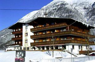 Rakousko, Tyrolsko, vlastní dopravou na 3 dny polopenze