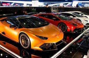 Výlet na autosalon do Ženevy včetně vstupenky