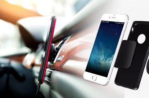 Silné magnetické držáky na mobil s i bez kloubu