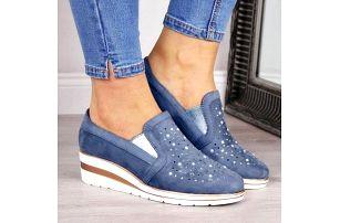 Dámské boty na platformě Beckky - dodání do 2 dnů