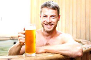 Podzimní Křivoklátsko: relax v Hotelu Lions s all inclusive, neomezeným wellness, procedurami a pivní koupelí