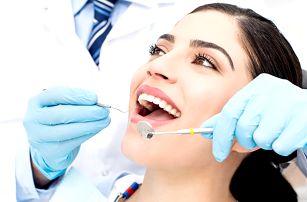 Kompletní dentální hygiena pro dospělé