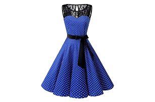 Vintage šaty Amice - dodání do 2 dnů