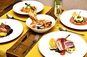 Menu pro dva: hostina v italské rodinné restauraci
