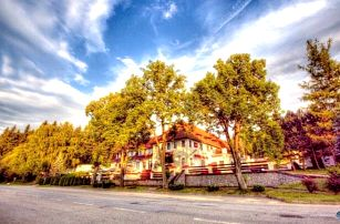 Jižní Čechy: letní a podzimní pobyt u přehrady Lipno v Hotelu Kilián *** s polopenzí