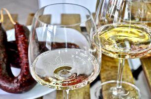 Vouchery v hodnotě 150 až 400 Kč na stáčené víno