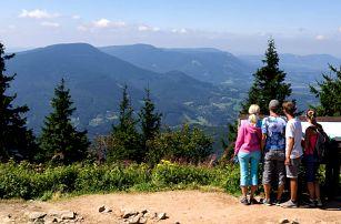 Klidná dovolená: pobyt v Beskydech s polopenzí