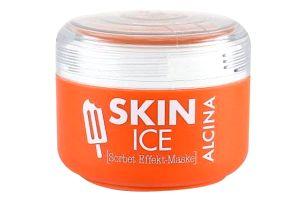 ALCINA Skin Ice Sorbet Effect Mask 150 ml chladivá osvěžující maska pro ženy
