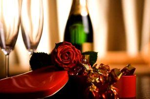 Romantika pro dva v Třeboni