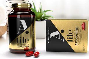 Astaxanthin: antioxidant pro kondici a krásu
