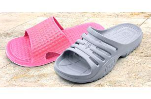 Dámské a pánské pantofle: 14 barevných variant