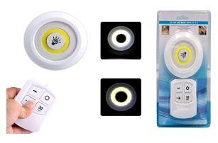 LED světlo s ovladačem