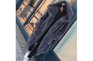 Dámský kabát Longa - dodání do 2 dnů