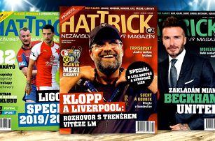 Čtvrtletní a půlroční předplatné časopisu Hattrick