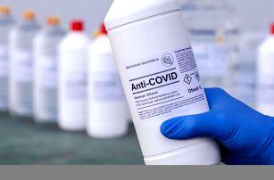 Dezinfekční přípravek na ruce o obsahu 1, 3 nebo 5 litrů