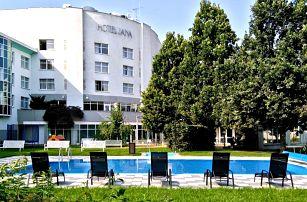4* wellness relax se stravou i letním bazénem