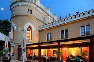 Odpočinek na zámku Chateau St. Havel pro dva — 2× noc v Deluxe pokoji + relax ve vířivce nebo sauně