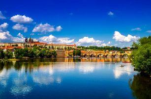 Víkend v Praze s prohlídkou města a návštěvou ZOO