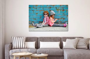 Fotoobraz na bavlněném plátně: 3 velikosti