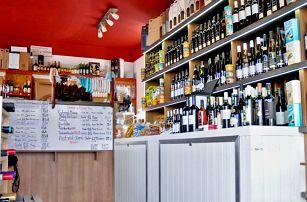 Stáčené víno z pestré nabídky malých vinařství