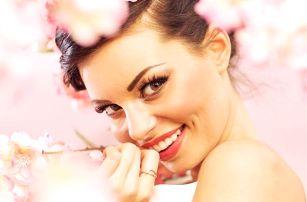 Péče jako pro princeznu: kosmetika, střih i líčení