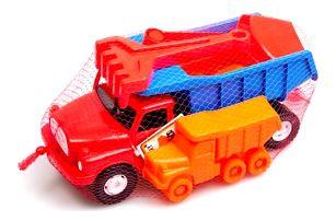 Marimex | Tatra 148 červeno-modrá pískový set 5 ks | 11640339