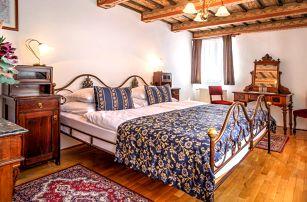 Pobyt v Praze: historický hotel na Královské cestě