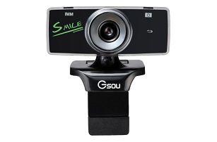 Webkamera s mikrofonem - 12 megapixelů