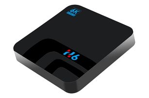 Android TV box H6