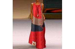 Dámské maxi šaty Matia