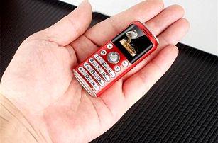 Mini mobilní telefon WX03