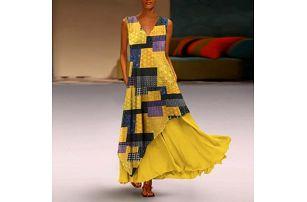 Dámské plus size šaty Lillia