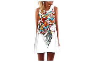 Letní šaty Vetronna