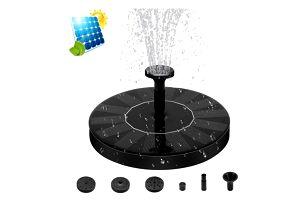 Solární fontána H7