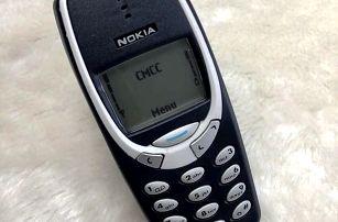 Mobilní telefon Nokia 3310 (repas)