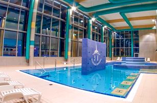 Dovolená na Vysočině v Hotelu Jehla *** se vstupem do bazénu, sauny či solné jeskyně + chutná polopenze