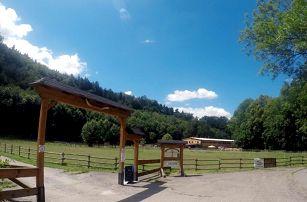 Senior relaxační pobyt na 5 nocí s wellness na ranči Bučiska v srdci Beskyd v lázeňském městě Rožnov pod Radhoštěm