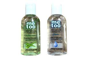 Me Too - antibakteriální gel na ruce 50 ml