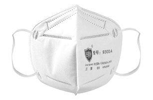 Respirační rouška (respirátor) KN95 - dodání do 2 dnů