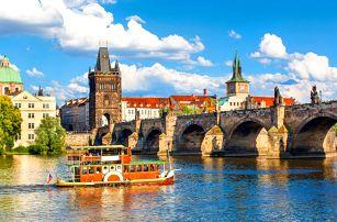 Stylové ubytování v srdci starobylé Prahy se snídaní a welcome drinkem
