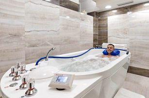 Karlovy Vary v Park Spa Hotelu Sirius **** až s 6 wellness procedurami, profesionálním focením a polopenzí