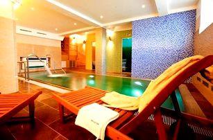 Praha: luxus v Hotelu Relax Inn **** u centra s prvotřídním wellness a snídaní