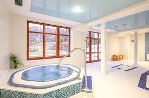 Krušné hory luxusně v Pytloun Wellness Hotelu Hasištejn **** s privátním wellness, thajskou masáží a polopenzí