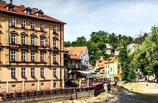 Pobyt v centru Českého Krumlova přímo u Vltavy