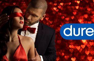 Milujte se dnem i nocí: zásoba kondomů Durex
